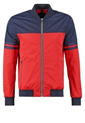 Antony Morato Summer Jacket Coral Red