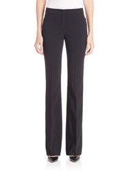 Escada Flared Trousers Black
