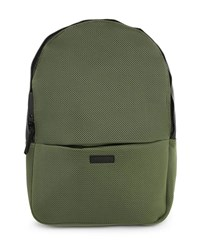 Rains Green Waterproof Backpack Mesh Bag