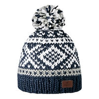 Barts Log Cabin Beanie Hat One Size