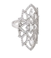 Carat Willa Heroine Ring Female Silver