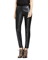 Vince Camuto Two By Camtuo Faux Leather Leggings Rich Black