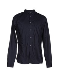 French Connection Shirts Shirts Men Dark Blue