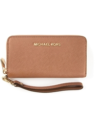 Michael Kors 'Jet Set Travel' Zip Around Wallet
