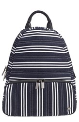 Deux Lux 'Tulum' Stripe Backpack