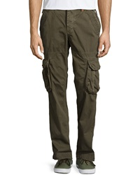 Superdry New Core Cargo Lite Pants Cabin Green