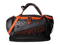 Ogio Endurance 8.0 Bag Dark Gray Burst Duffel Bags Black