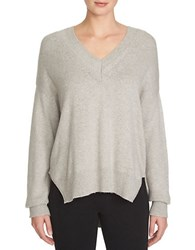 1.State Slouchy Hi Lo Sweater Gravel