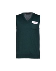 Dsquared2 Sweaters Emerald Green