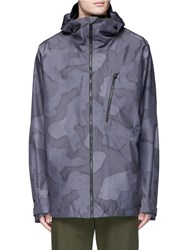 Burton 'Cyclic' Snowboard Jacket Grey