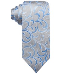 Alfani Spectrum Essex Vine Slim Tie Only At Macy's