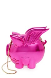 Kate Spade New York When Pigs Fly Frame Clutch
