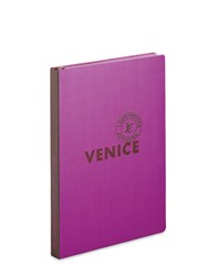Louis Vuitton Venice City Guide Book