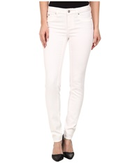 Vince Camuto Five Pocket Skinny Jeans In Ultra White Ultra White Women's Jeans