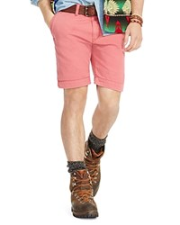 Polo Ralph Lauren Relaxed Fit Twill Surplus Shorts Adirondack Berry