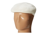Stacy Adams Knit Ivy Cap Ivory Caps White
