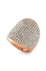 Women's Vince Camuto Pave Shield Ring