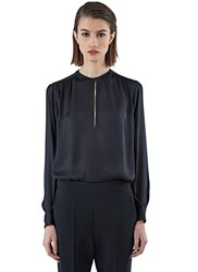 Pre Ss16 Stella Mccartney Otto Long Sleeve Blouse