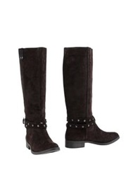 Calvin Klein Jeans Boots Dark Brown