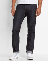 Carhartt Blue Texas Hanford Tapered Fit Jeans