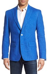 Men's Nordstrom Men's Shop Classic Fit Linen Blazer