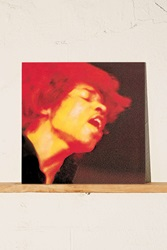 Urban Outfitters Jimi Hendrix Electric Ladyland 2Xlp Assorted