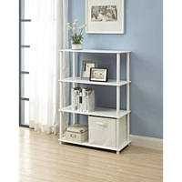 Mainstays No Tools 6 Cube Storage Shelf Walmart.Com