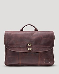 Will Leather Goods Kent Messenger Bag Brown