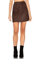 Sanctuary Easy Mod Skirt Brown