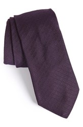 Men's Todd Snyder White Label Silk Tie Purple