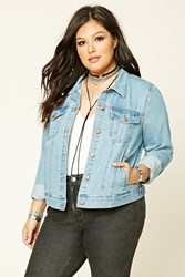 Forever 21 Plus Size Denim Jacket