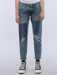 Levi's 501 Ct Stacked Patch Jeans