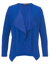 Betty Barclay Waterfall Cardigan Electric Blue