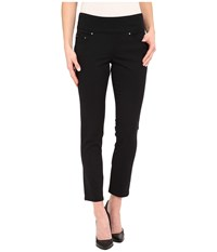 Jag Jeans Amelia Ankle In Bay Twill Black Women's Casual Pants