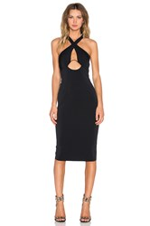 Shakuhachi X Rated Hard Wired X Front Dress Black