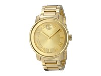 Movado Bold 3600197 Ionic Gold Plated Steel Watches Brown
