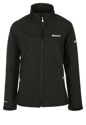 Regatta Nebraska Ii Soft Shell Jacket Black
