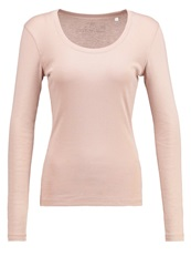 Opus Sorana Long Sleeved Top Misty Rose