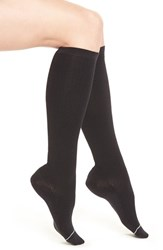 Yummie Tummie Women's By Heather Thomson Waffle Knit Knee High Socks