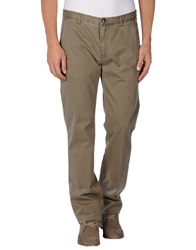 Jeckerson Casual Pants Military Green