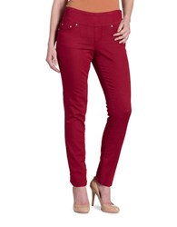 Jag Nora Skinny Jeans Red