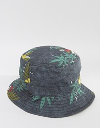 Globe Union Bucket Hat Navy