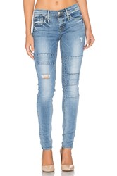 Calvin Rucker Get Down On It Jean Rebel Blue Patched