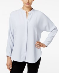 Alfani Prima Dolman Sleeve Blouse Only At Macy's Palladium Blue