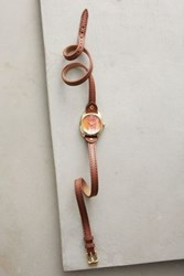Anthropologie Pink Palette Watch Medium Pink