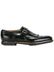 Church's Fringed Loafers Black