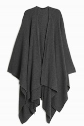 The Row Women S Cappeto Cape Boutique1 Grey