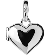 Links Of London Heart Locket Sterling Silver Charm