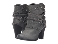 Not Rated Swazy Grey Women's Boots Gray