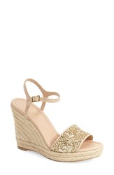 Women's Kate Spade New York 'Jaden' Espadrille Wedge